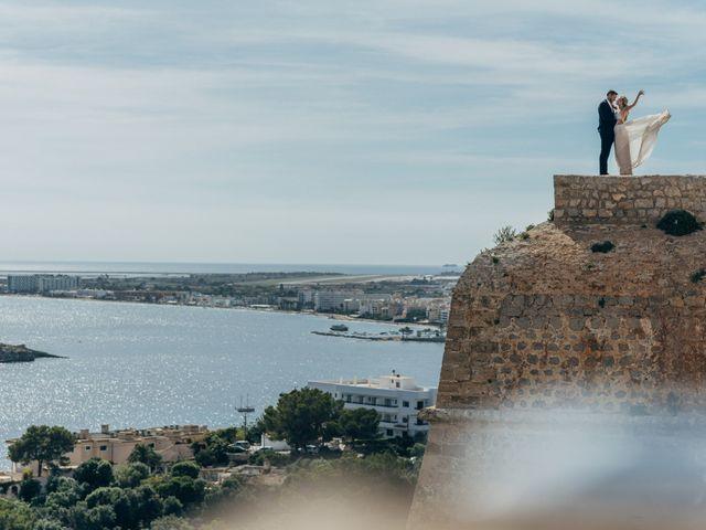 La boda de Liam y Cassie en Beniarbeig, Alicante 14