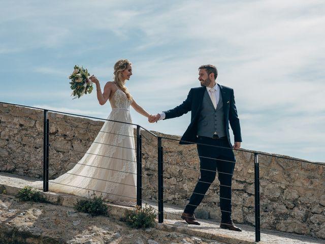 La boda de Liam y Cassie en Beniarbeig, Alicante 15