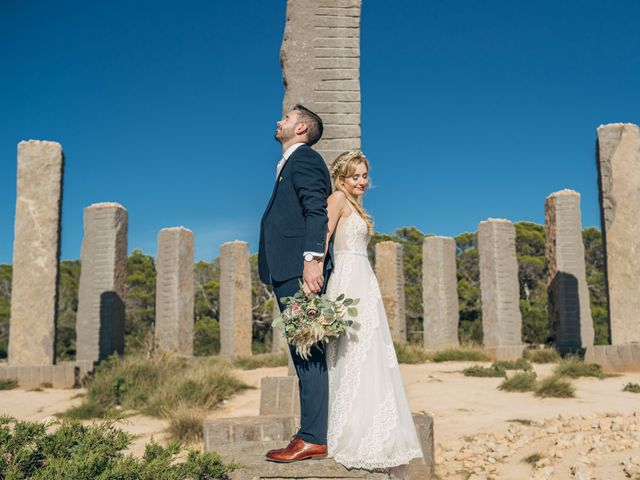 La boda de Liam y Cassie en Beniarbeig, Alicante 16