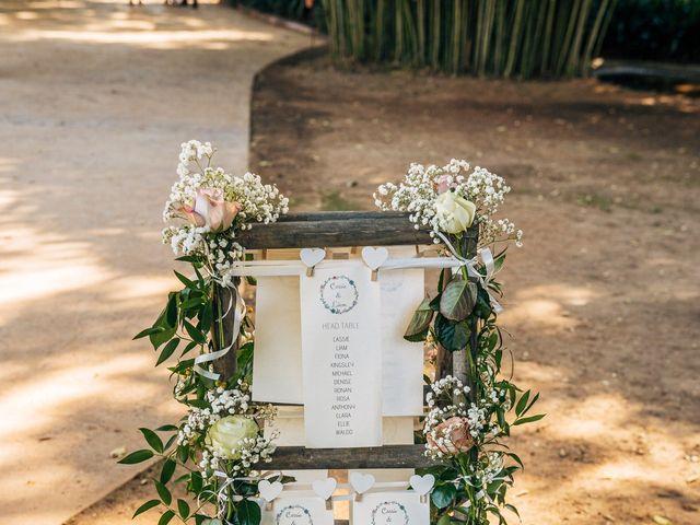 La boda de Liam y Cassie en Beniarbeig, Alicante 25