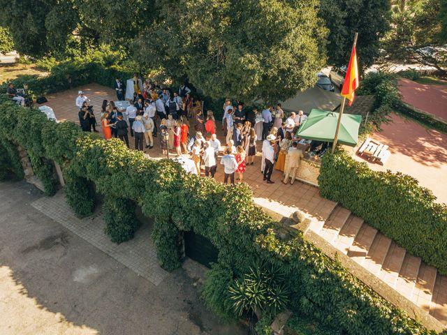 La boda de Liam y Cassie en Beniarbeig, Alicante 26