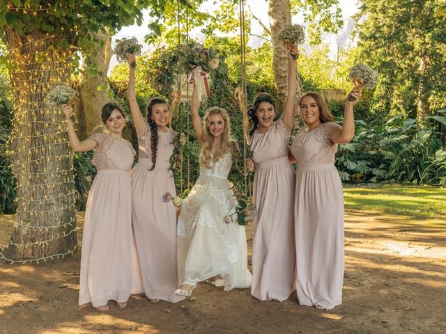 La boda de Liam y Cassie en Beniarbeig, Alicante 29