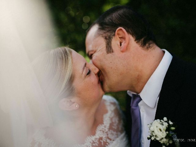 La boda de Felipe y Ana en Es Camp De Mar/el Camp De Mar, Islas Baleares 1