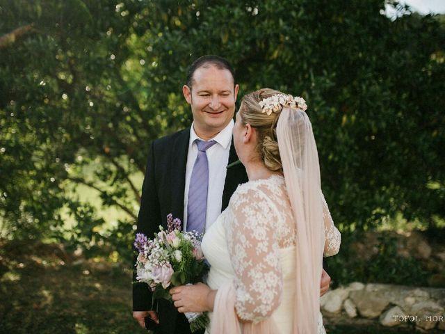 La boda de Felipe y Ana en Es Camp De Mar/el Camp De Mar, Islas Baleares 3