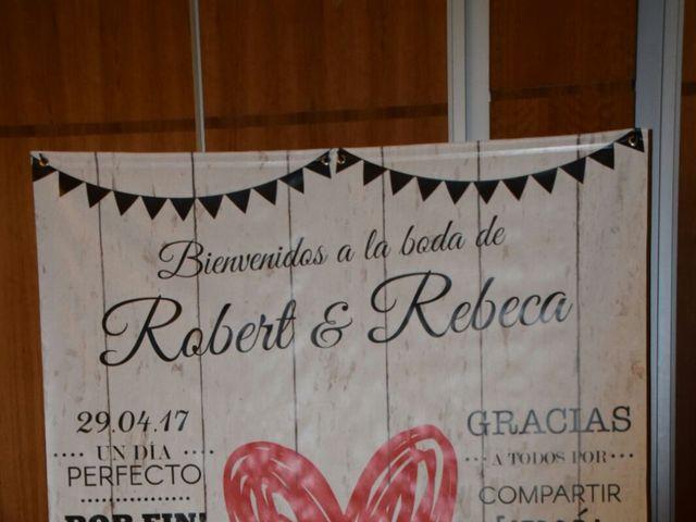La boda de Robert Casado y Rebeca Borrego en Las Rozas De Madrid, Madrid 4