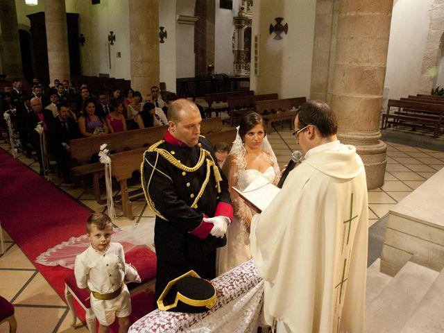 La boda de Julián y Soledad en Tarazona De La Mancha, Albacete 16
