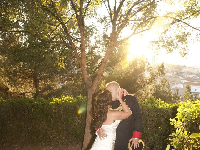 La boda de Julián y Soledad en Tarazona De La Mancha, Albacete 2