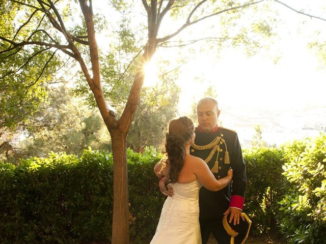 La boda de Julián y Soledad en Tarazona De La Mancha, Albacete 39