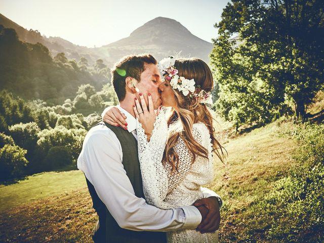 La boda de Aurora y Alberto