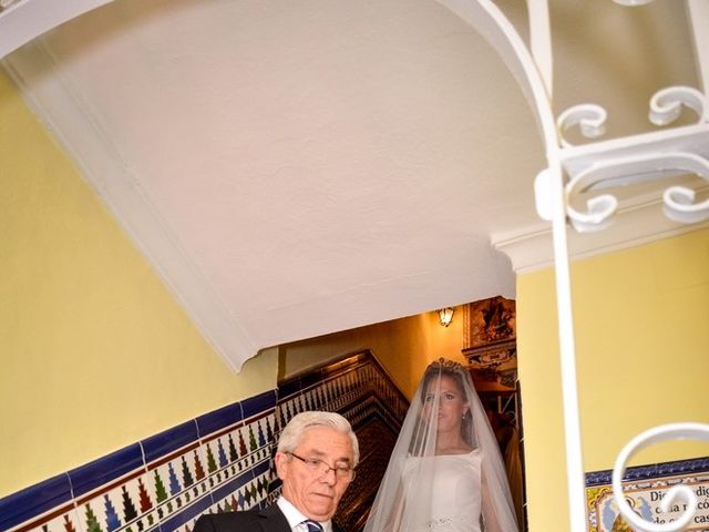 La boda de Manuel y Mª Jesús en Carmona, Sevilla 34