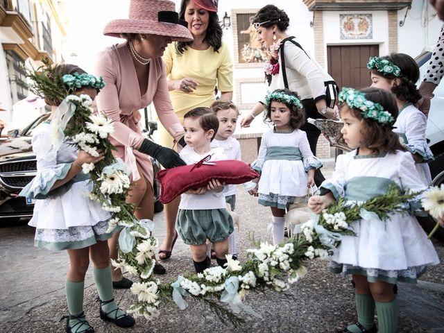 La boda de Manuel y Mª Jesús en Carmona, Sevilla 56