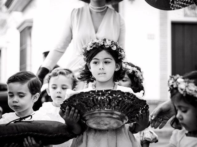 La boda de Manuel y Mª Jesús en Carmona, Sevilla 57