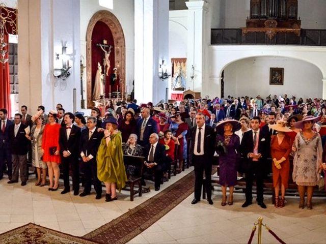 La boda de Manuel y Mª Jesús en Carmona, Sevilla 1