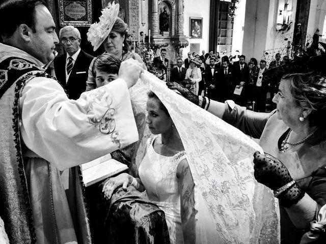 La boda de Manuel y Mª Jesús en Carmona, Sevilla 88