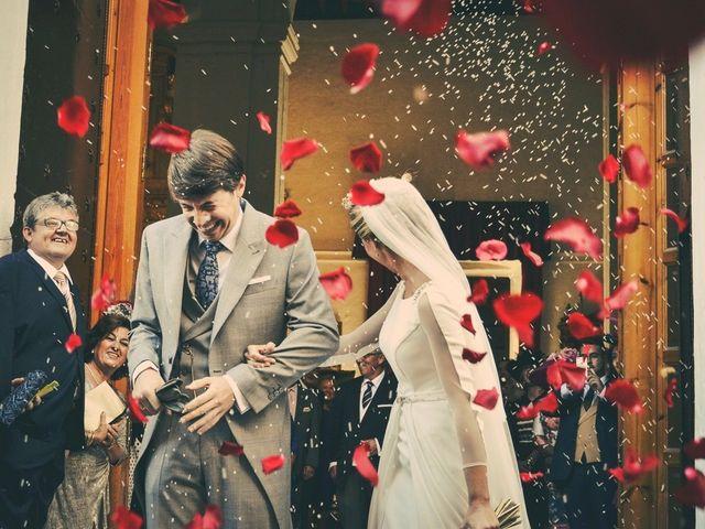 La boda de Manuel y Mª Jesús en Carmona, Sevilla 2