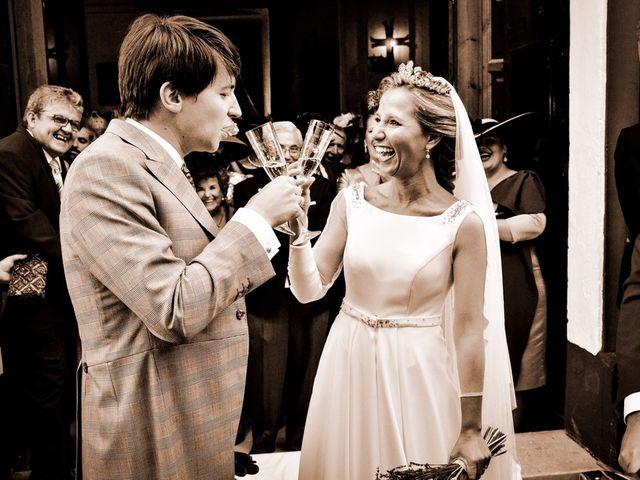 La boda de Manuel y Mª Jesús en Carmona, Sevilla 95