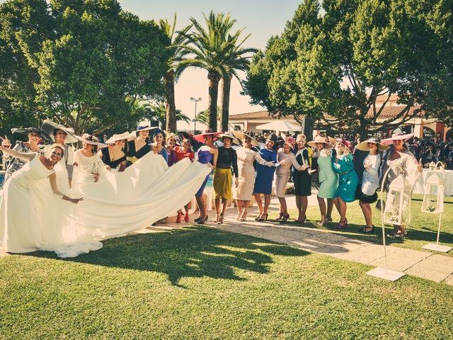 La boda de Manuel y Mª Jesús en Carmona, Sevilla 109