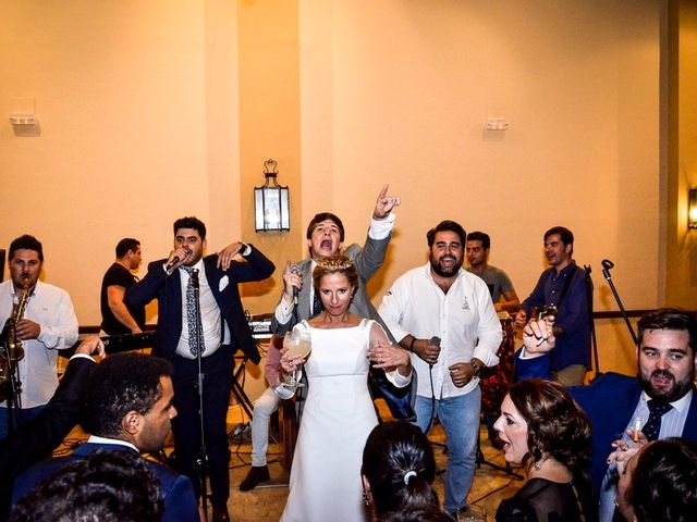 La boda de Manuel y Mª Jesús en Carmona, Sevilla 135