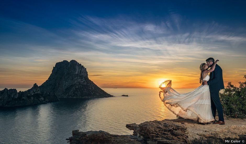 La boda de Liam y Cassie en Beniarbeig, Alicante