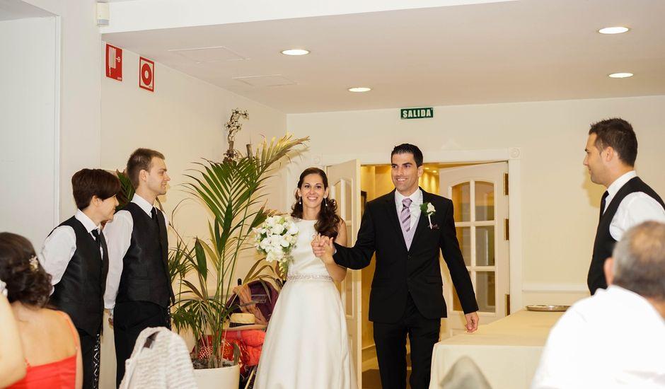 La boda de David y Virginia en Zaragoza, Zaragoza