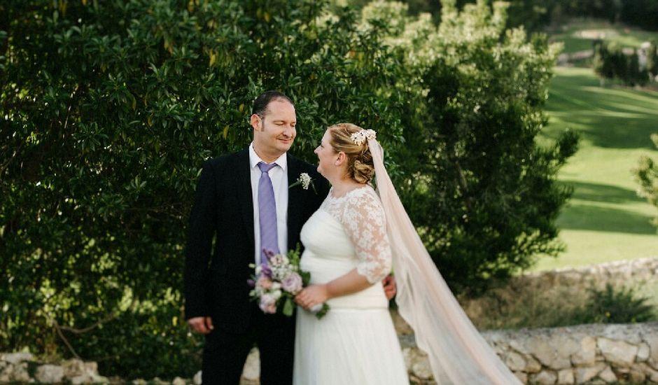 La boda de Felipe y Ana en Es Camp De Mar/el Camp De Mar, Islas Baleares
