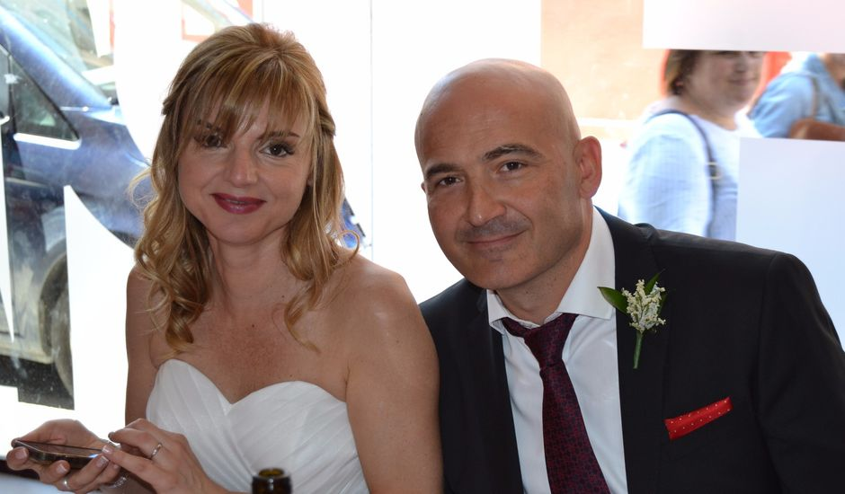 La boda de Luis y Bea en Utebo, Zaragoza