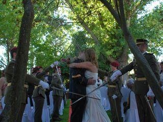 La boda de Reyes y Borja 3
