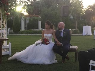 La boda de Luz y Paco