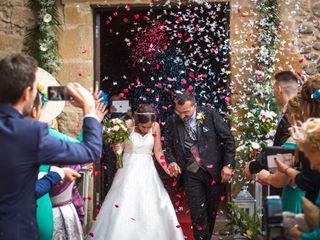La boda de Davinia  y Omar