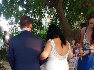 La boda de Bego y Jose Lorenzo 1