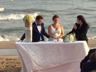 La boda de Elisabet y Javier  2