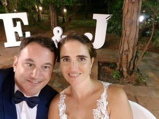 La boda de Elisabet y Javier