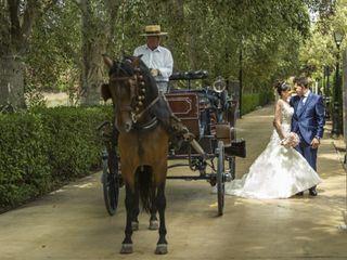 La boda de Belén y Fernando