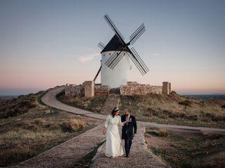 La boda de Jose y Vicky