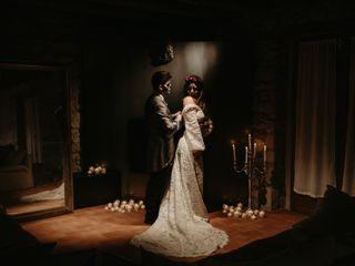 La boda de Ylenia y Aitor