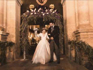 La boda de Lucía y Álvaro
