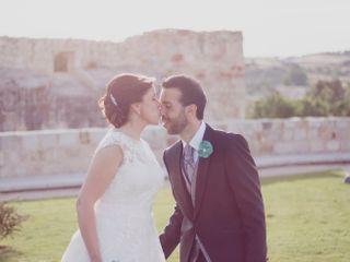 La boda de Esme y Raul