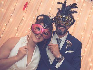 La boda de Eulalia y Alvaro
