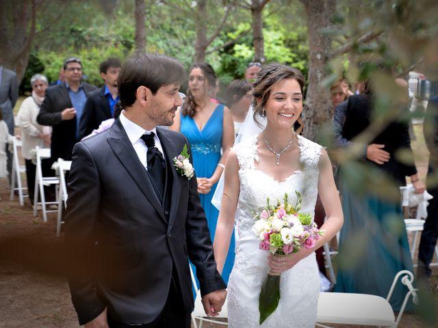 La boda de David y Neus en Riudoms, Tarragona 7