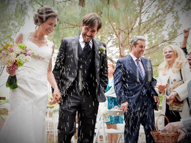 La boda de David y Neus en Riudoms, Tarragona 8