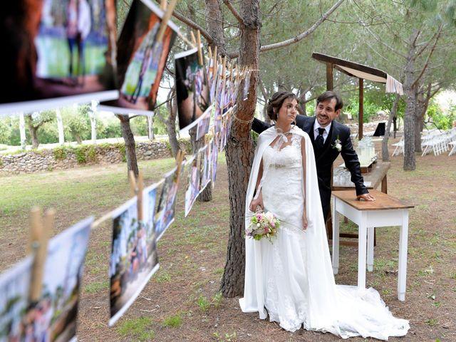 La boda de David y Neus en Riudoms, Tarragona 10