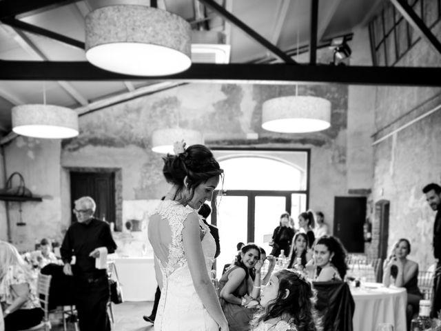 La boda de David y Neus en Riudoms, Tarragona 1