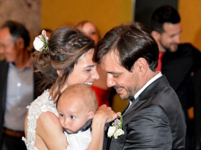 La boda de David y Neus en Riudoms, Tarragona 16