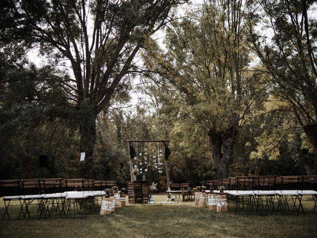 La boda de Nacho y Taty en Rascafria, Madrid 10