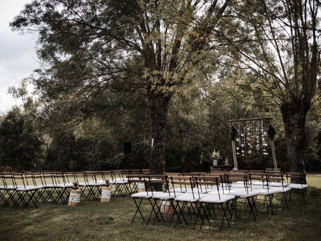 La boda de Nacho y Taty en Rascafria, Madrid 14