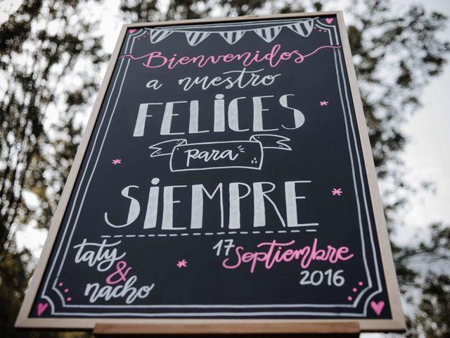 La boda de Nacho y Taty en Rascafria, Madrid 17