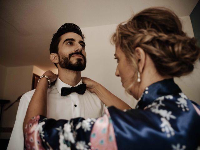 La boda de Nacho y Taty en Rascafria, Madrid 35