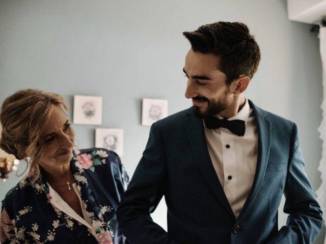 La boda de Nacho y Taty en Rascafria, Madrid 42
