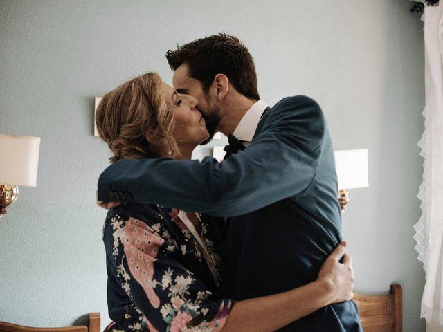 La boda de Nacho y Taty en Rascafria, Madrid 43