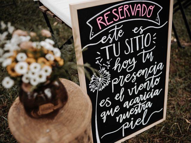 La boda de Nacho y Taty en Rascafria, Madrid 130